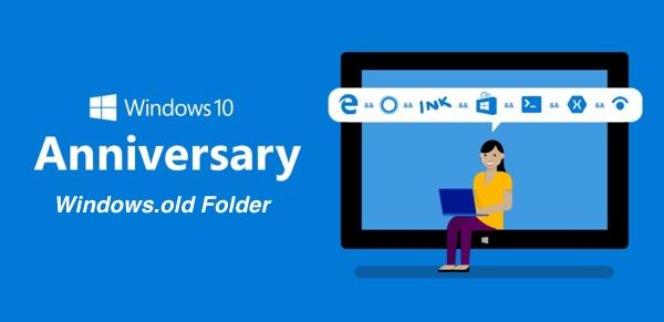 Win10 old folder main