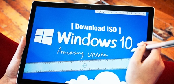 Windows 10 anniversary ISO