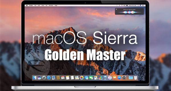 macOS-golden-master