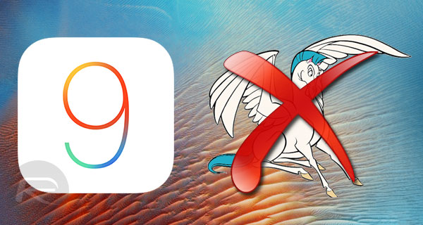 remove-pegasus-from-iOS-9