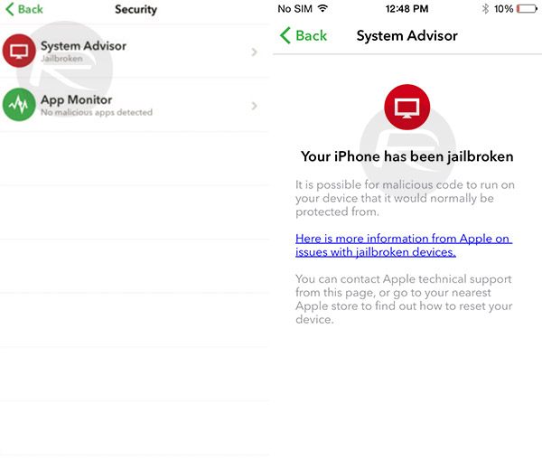 iphone message spyware