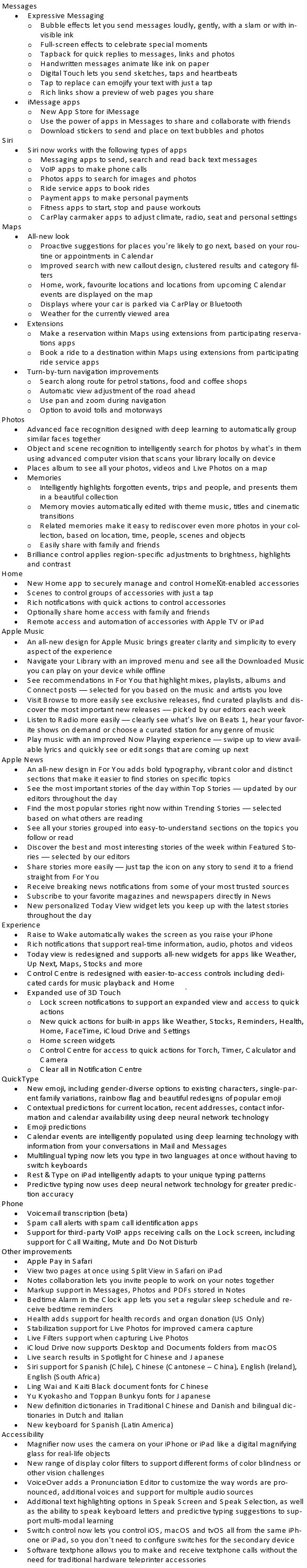 iOS-10-changelog-00