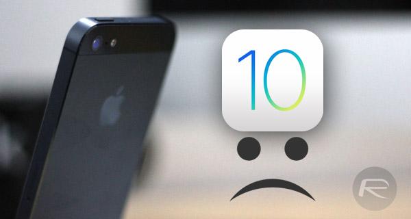 ios-10-iphone-5-5c-features