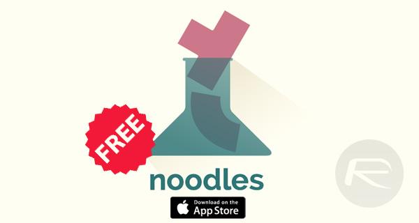noodles!-free
