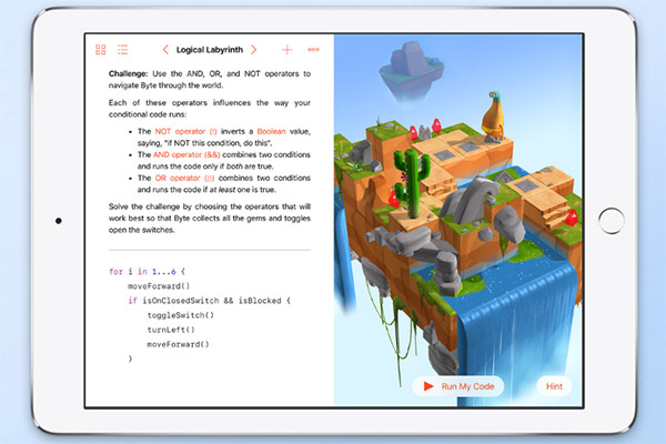swift-playgrounds-ipad