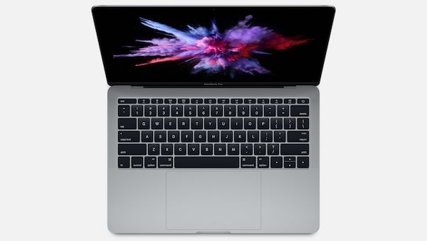 13 MacBook Pro 2016 without touch bar id