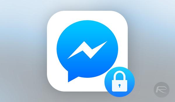 Messenger-Encrypted-Secret-Conversations