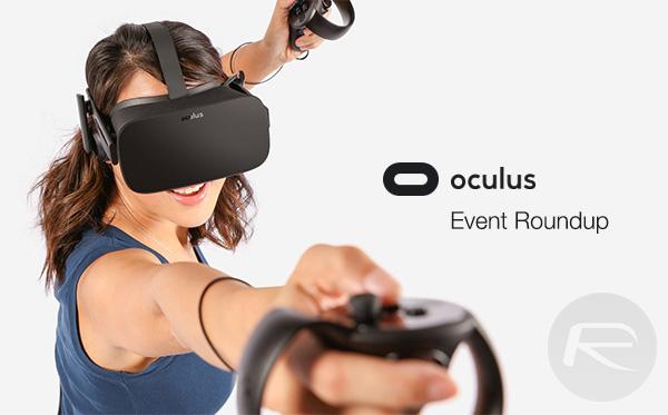 Oculus-event-roundup