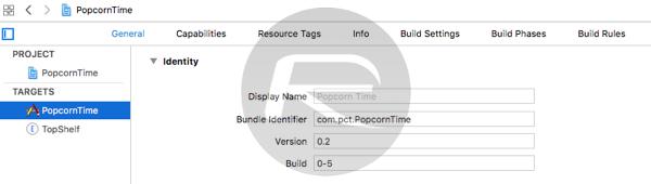 PCT Xcode 2
