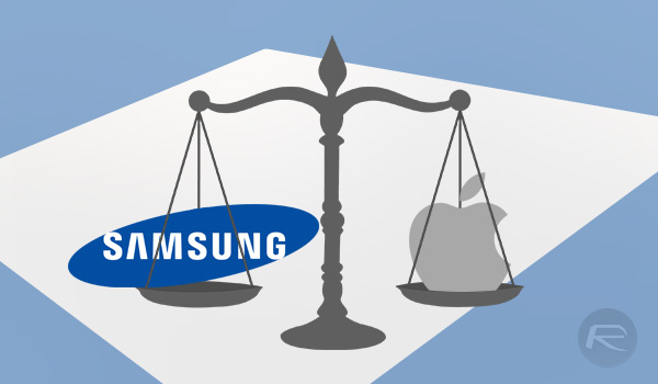 Samsung-v Apple