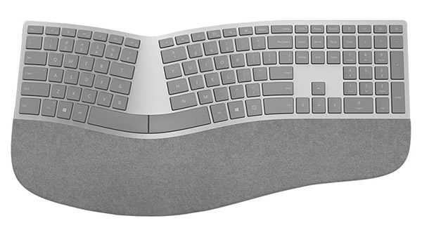 Surface-Ergonomic-Keyboard