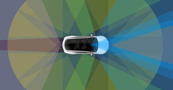 Tesla full autonomous