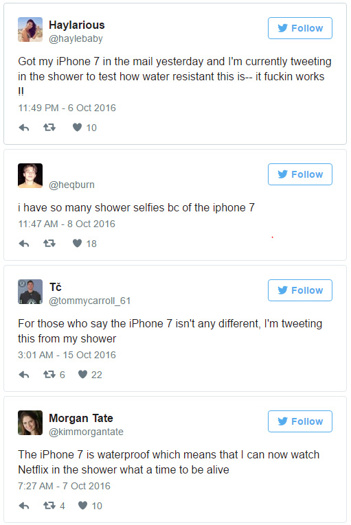 iphone-7-shower-tweets