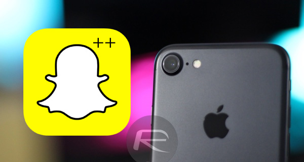 Download Snapchat++ iOS 11 IPA With Notifications Fully