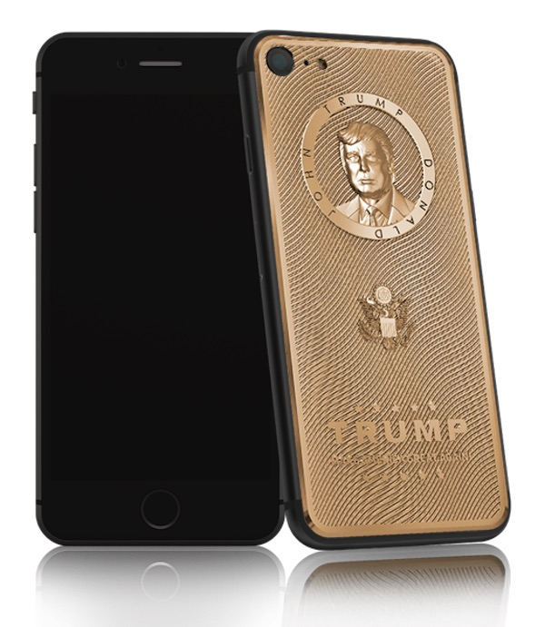 Donald Trump iPhone 7