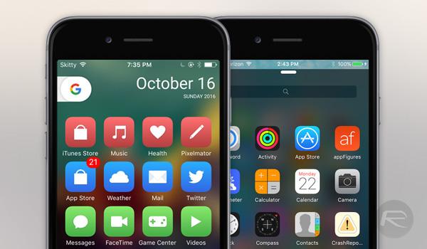 Pixel-Launcher-on-iPhone