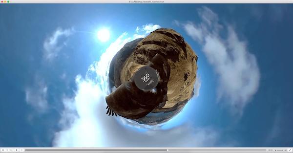 VLC 360 3.0 mac