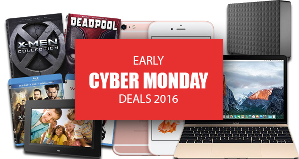 early-cyber-monday-deals-2016