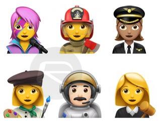 emoji-professions