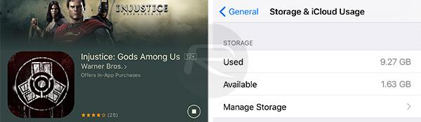iOS-10-storage