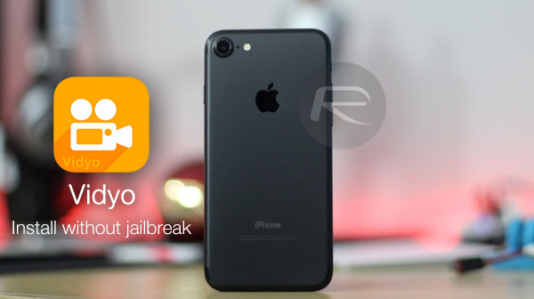 vidyo-without-jailbreak