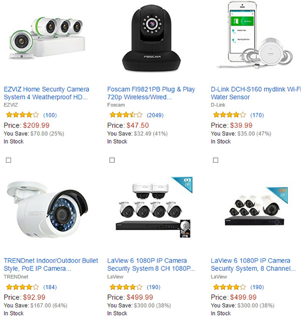 40%-Off-Select-Security-Cameras