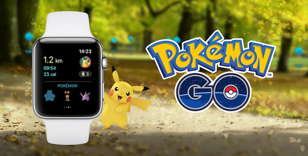 Pokemon Go for apple-watch