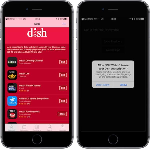 SSO iOS 10.2 App Store