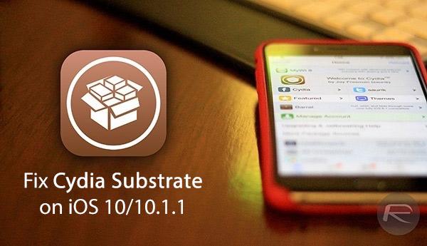 fix-cydia-substrate-ios-10.1.1