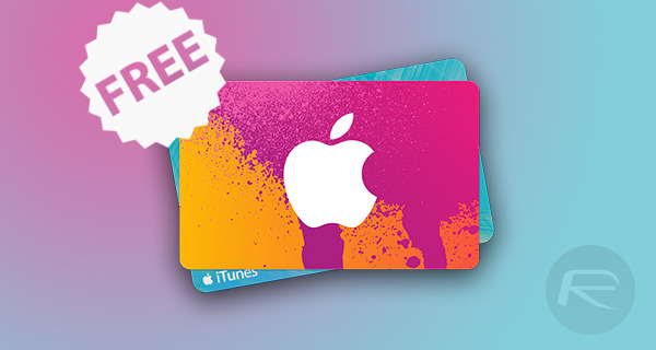 How To Get A Free 10 Itunes Gift Card Redmond Pie