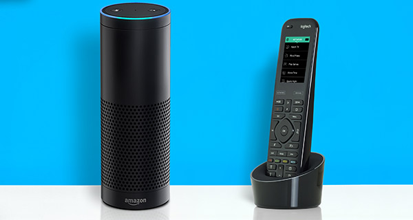 Logitech Harmony Skill For Echo / Alexa Updated, Now Lets You Set Volume, Change Channels, More