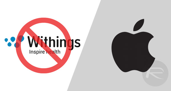 Its Even More Understandable That The Company Has Chosen To Take What Seems Like A Drastic Action Of Actually Removing All Withings Products From Sale Over