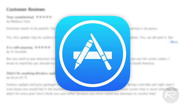 App-Store-reviews