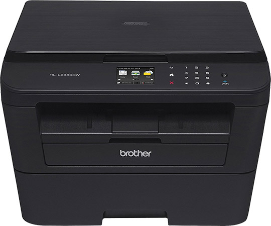 Brother-HL-L2380DW-Wireless-Monochrome-Laser-Printer