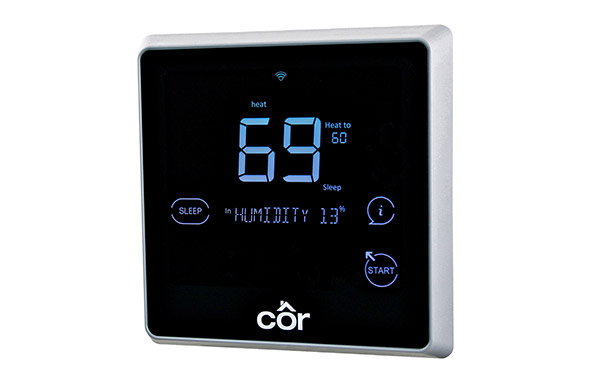 Carrier-Cor-Thermostat