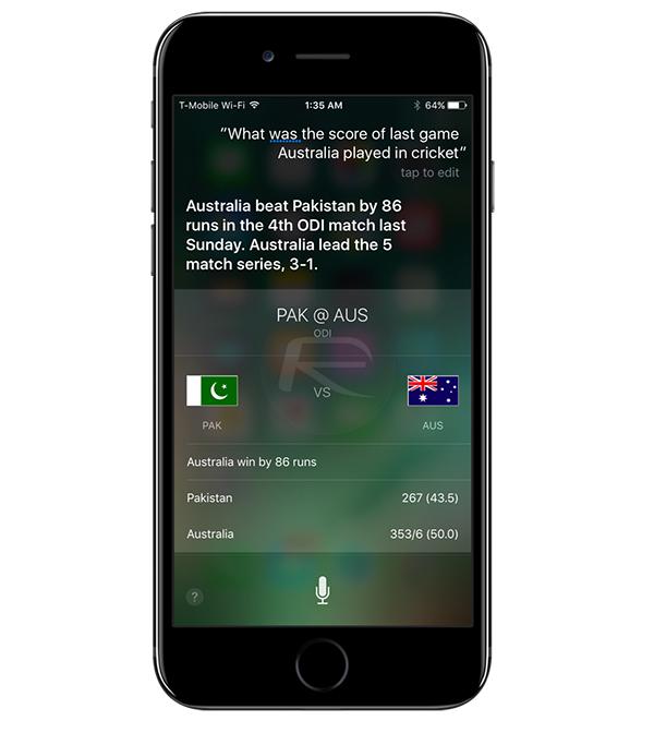 Cricket-Siri
