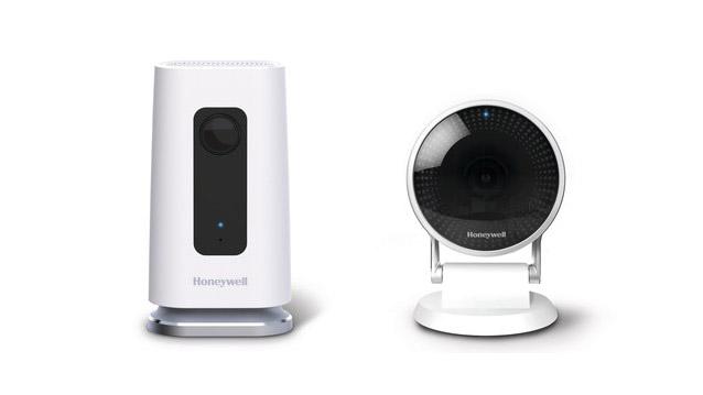 Honeywell security cams