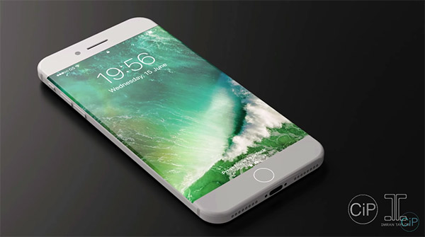 10th Anniversary 'iPhone 8' Concept Brought To Life With