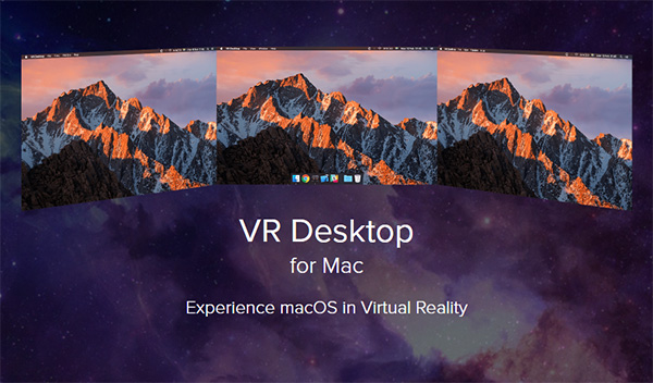 VR Desktop For Mac Lets You Use macOS In Virtual Reality With Oculus