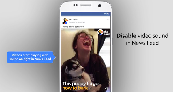 How To Disable Facebook Autoplay Video Sound In News Feed On iPhone And Android