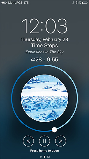 Spin For iOS 10 Brings Circular Media Controls To Lock ...