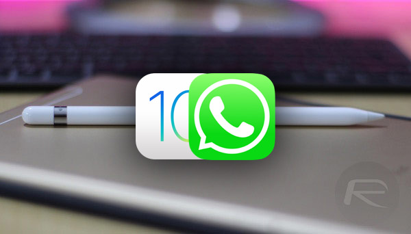 how to use whatsapp on ipad without phone