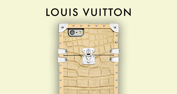 huge discount 31130 ecfc8 Meet The $5500 Louis Vuitton Eye-Trunk Case For iPhone 7 And iPhone ...