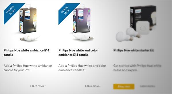 Philips Hue E14.Philips Announces New Hue E14 Candle Smart Bulb Here Are The