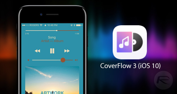 ColorFlow 3 For iOS 10 Adds Album Artwork Color To Apple Music