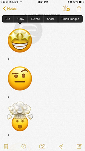 how to get new unicode ios 11 emoji on ios 10 right now redmond pie