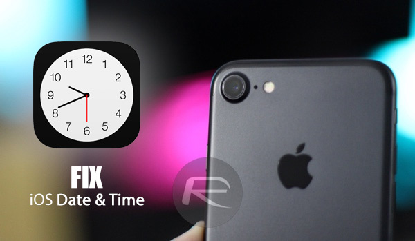 iphone clock wrong how to fix iphone showing wrong time in system clock 1048