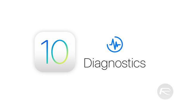How To Enter CheckerBoard Diagnostics Mode On iOS 10 3 | Redmond Pie