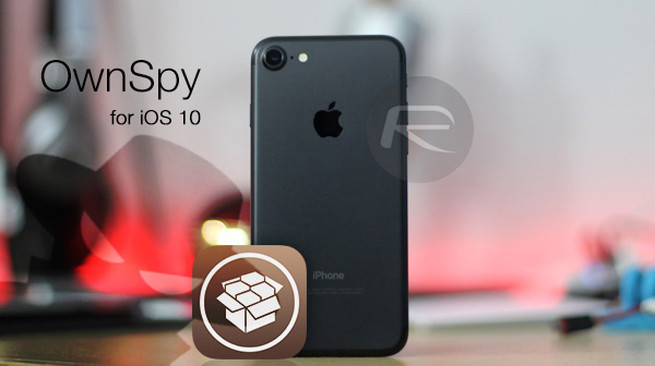 OwnSpy Updated To Work With iOS 10 / 10 2 Jailbreak, Lets