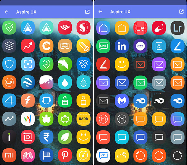 Download Galaxy S8-Themed Icons For Any Android Phone [Free